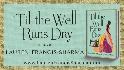 Book Signing: Lauren Francis-Sharma - 'Til the well Runs Dry
